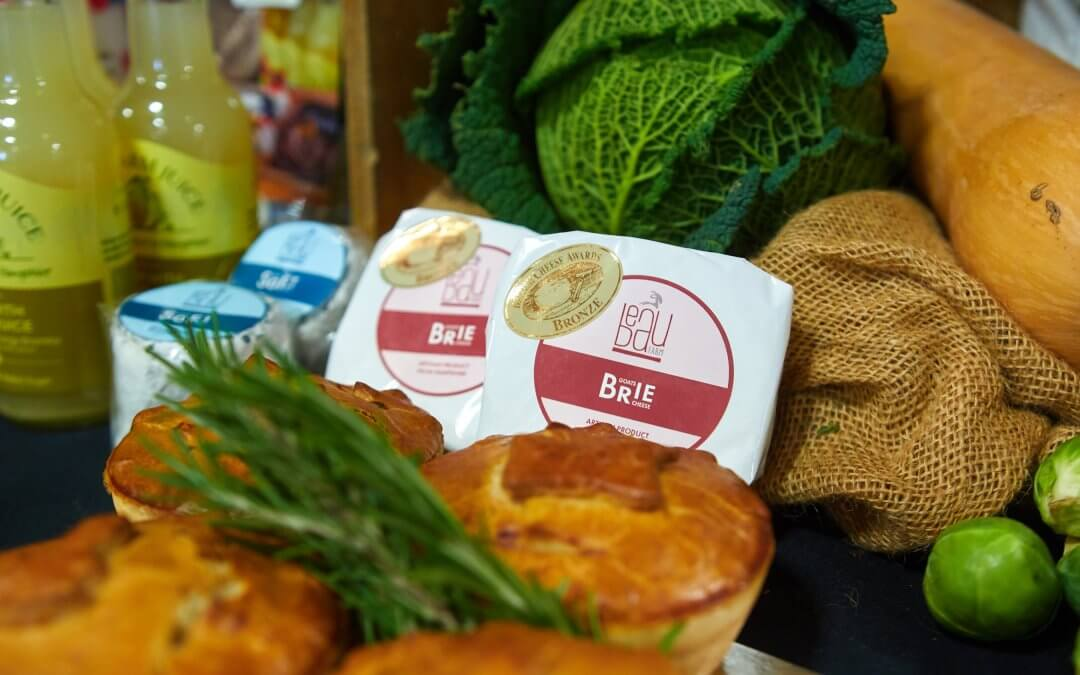 Business South's Local Produce Trade Show 2020 Connects Local Producers to Industry Buyers