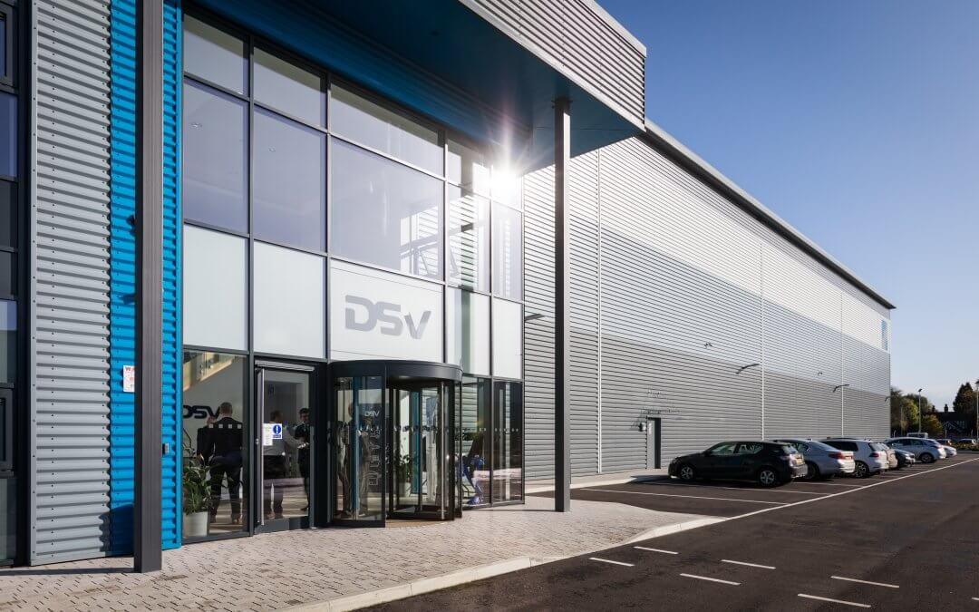 Business South Welcomes DSV to Champion Programme